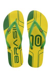 Dupé kolekcija ljeto 2014 Selecoes Brasil Yellow